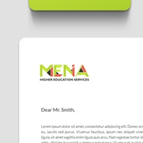 Identity and Brand Design for MENA