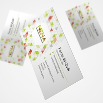 MENA Higher Education Services business cards