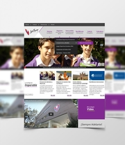 Bespoke Web Design for Colegio Lord Byron
