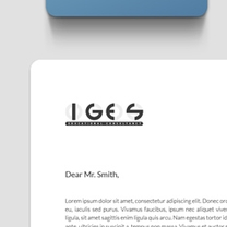 Identity and Brand Design for IG for Education Services
