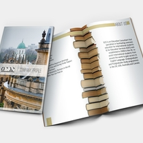 Collateral Design for IG for Education Services