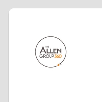 Logo Design for Allen Group 360