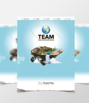 Bespoke Web Design for The Team Group