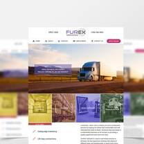 Bespoke Web Design for Furex