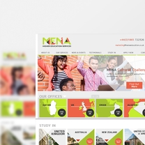 Bespoke Web Design for MENA