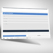 Embedded contact form (1)