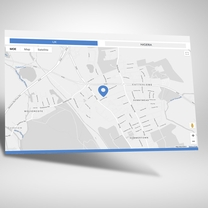 Integrated Google Maps