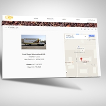 Custom Google Maps integration