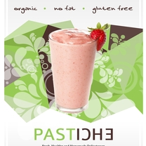 Pastiche Smoothies poster