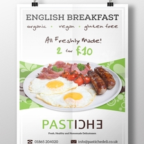 Collateral Design for Pastiche