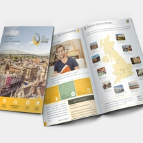 Collateral Design for City College Oxford
