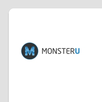 Logo Design for MonsterU