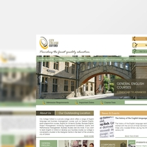 Bespoke Web Design for City College Oxford
