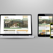 Responsive design, adapting to any device, any screen size