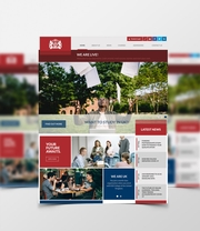 Bespoke Web Design for R.B College