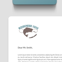 Identity and Brand Design for Windemere Cove