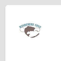 Logo Design for Windemere Cove