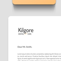 Identity and Brand Design for Kilgore Dental Care