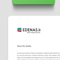 Identity and Brand Design for Edenas